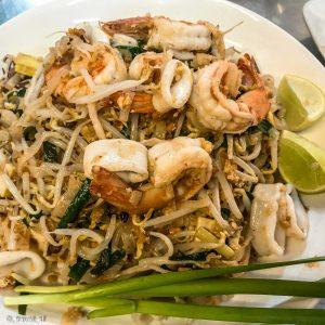 I 5 Pad Thai più buoni della Thailandia : Mama Mia Bangkok (Bangkok)