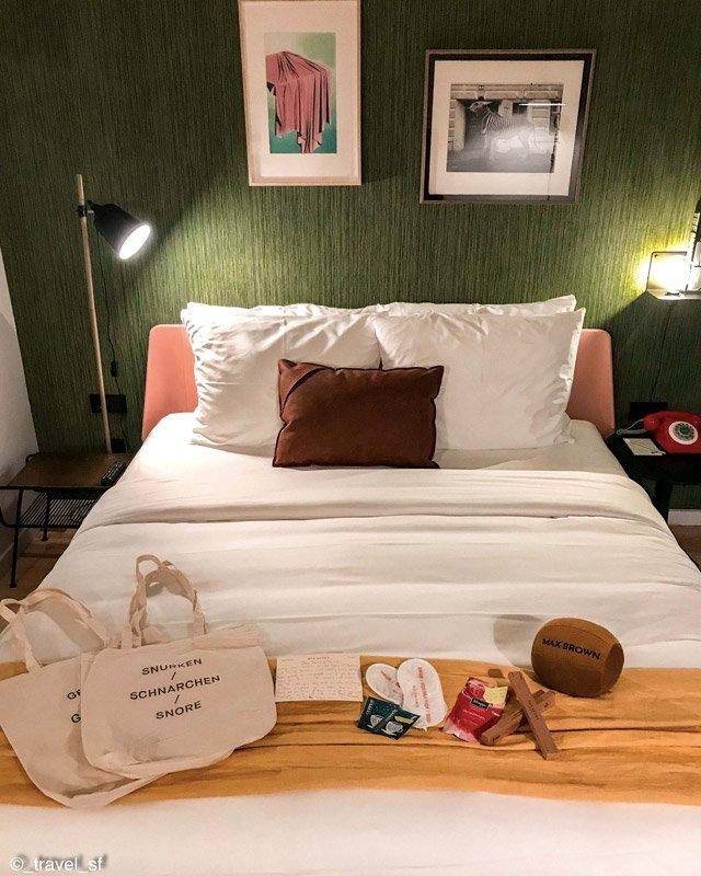 Max Brown Hotel - Camera