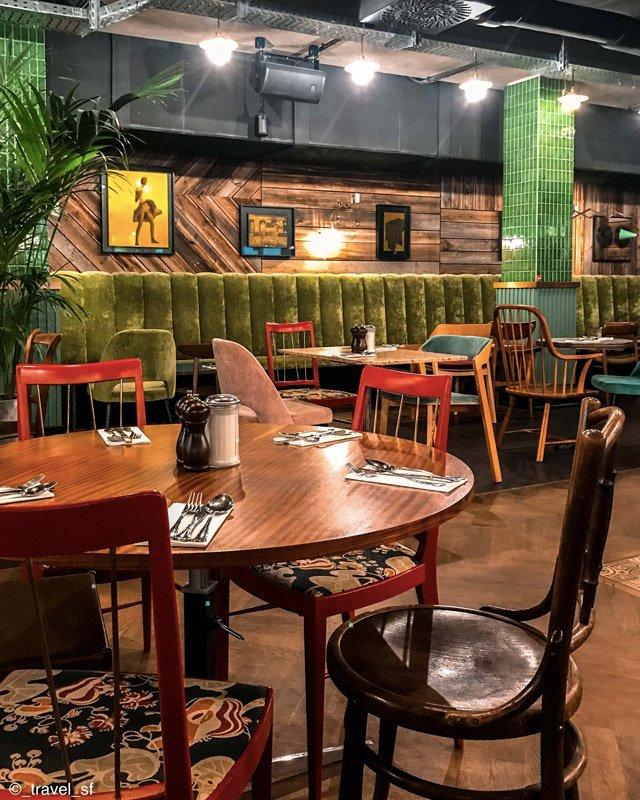 Max Brown Hotel - Sala Colazione