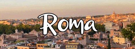 Copertina I migliori punti panoramici di Roma