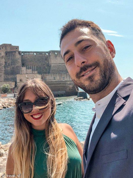 Cosa vedere a Napoli - Castel dell'Ovo