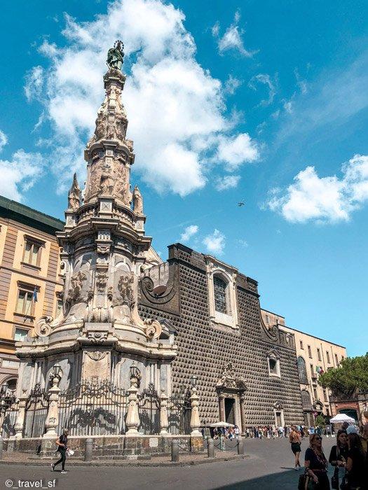 Cosa vedere a Napoli - Spaccanapoli
