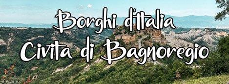 copertina Borghi d'Italia - Civita di Bagnoregio