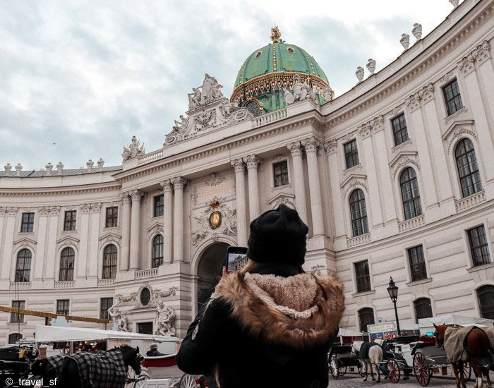 Cosa vedere a Vienna - Hofburg