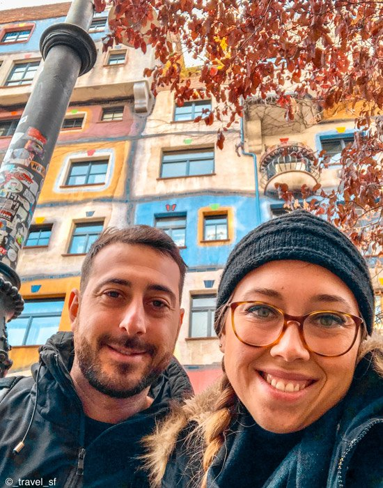 Cosa vedere a Vienna - Hundertwasserhaus