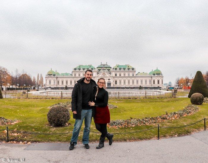 Cosa vedere a Vienna - Belvedere
