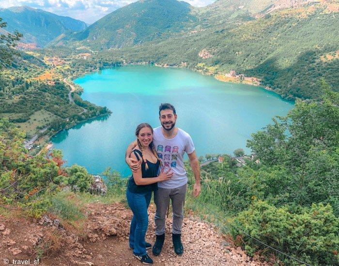 Noi e il lago