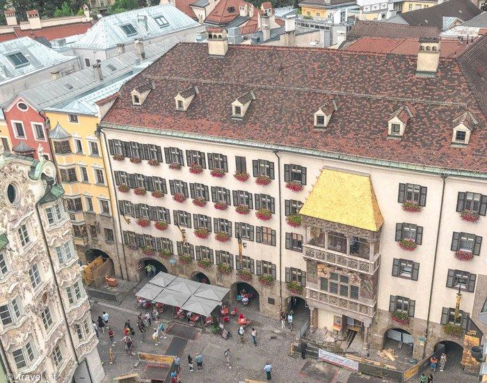 Innsbruck - Torre civica
