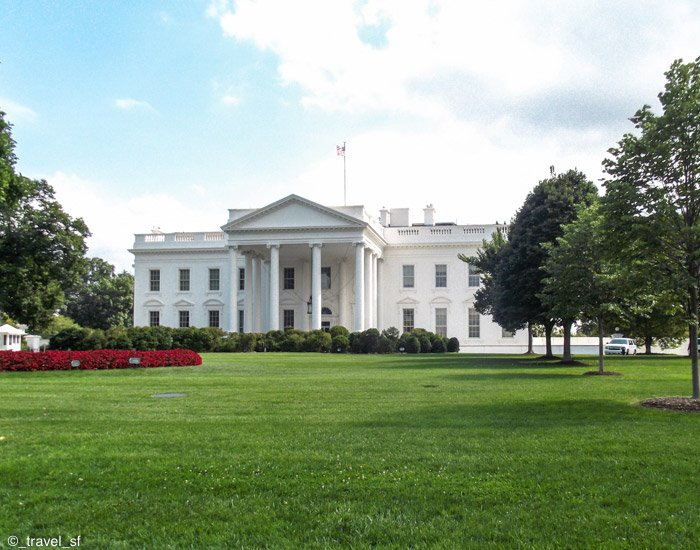 casa bianca Washington DC