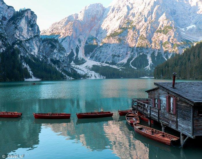 Dolomiti: Escursione al Lago di Braies