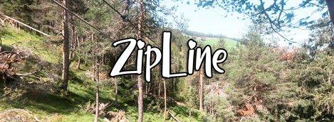La zipline più lunga d'Europa