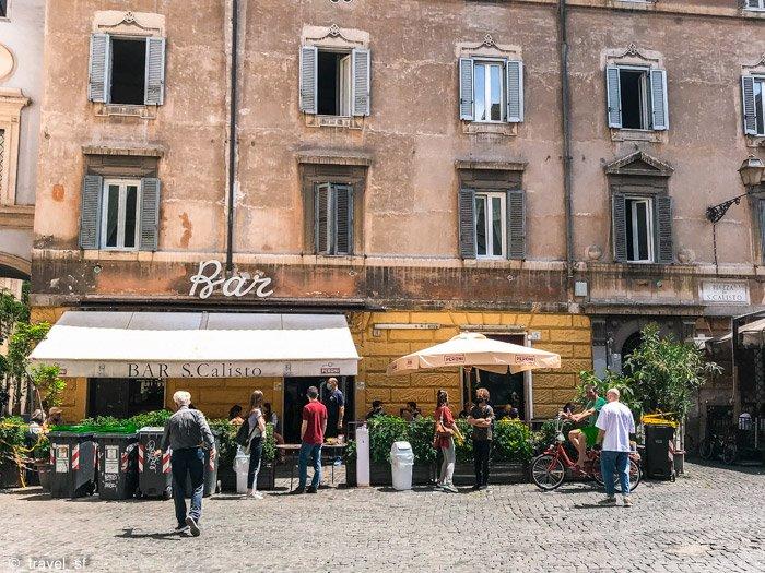La Roma del Cinema