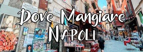 Cosa mangiare a Napoli: Street Food Edition
