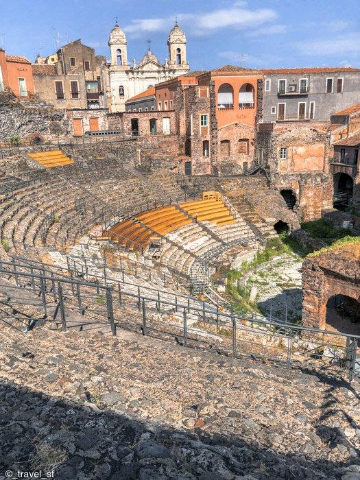 Cosa vedere a Catania in un giorno