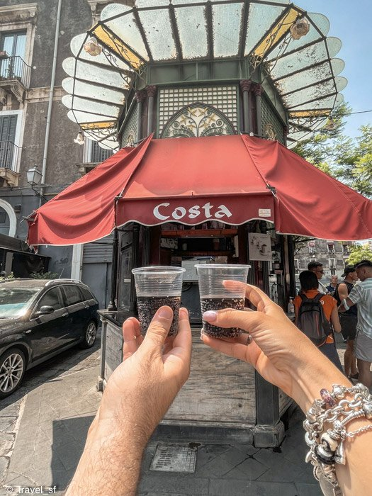 Tour dello street food